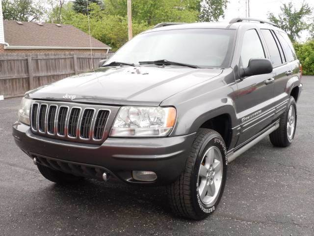 2002 Jeep Grand Cherokee For Sale At Tonys Pre Owned Auto Sales In Kokomo IN