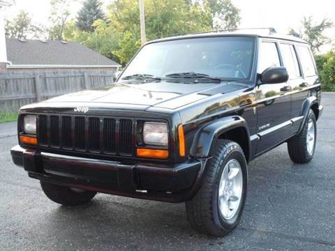 2001 Jeep Cherokee for sale at Tonys Pre Owned Auto Sales in Kokomo IN