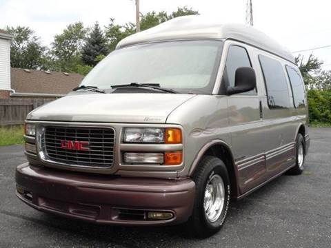 1999 GMC Savana for sale at Tonys Pre Owned Auto Sales in Kokomo IN