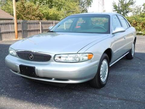 2000 Buick Century for sale at Tonys Pre Owned Auto Sales in Kokomo IN