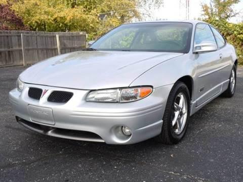 2002 Pontiac Grand Prix for sale at Tonys Pre Owned Auto Sales in Kokomo IN