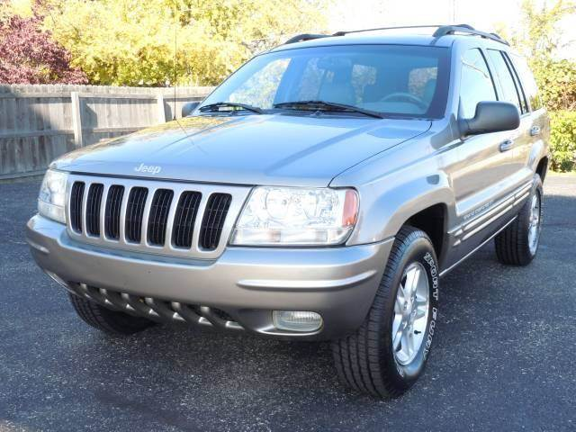 1999 Jeep Grand Cherokee For Sale At Tonys Pre Owned Auto Sales In Kokomo IN