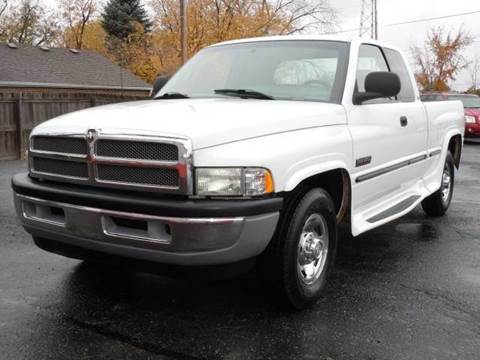 1999 Dodge Ram Pickup 2500 for sale at Tonys Pre Owned Auto Sales in Kokomo IN
