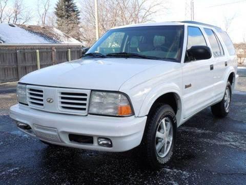 2000 Oldsmobile Bravada for sale at Tonys Pre Owned Auto Sales in Kokomo IN