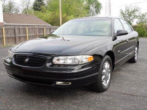 2001 Buick Regal for sale at Tonys Pre Owned Auto Sales in Kokomo IN