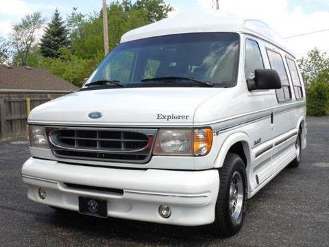 1997 Ford E-Series Cargo for sale at Tonys Pre Owned Auto Sales in Kokomo IN
