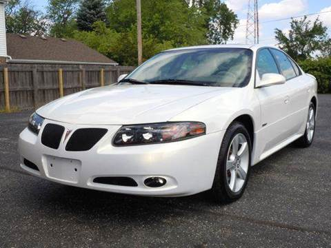 2005 Pontiac Bonneville for sale at Tonys Pre Owned Auto Sales in Kokomo IN
