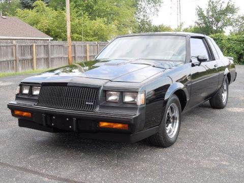 1987 Buick Regal for sale at Tonys Pre Owned Auto Sales in Kokomo IN