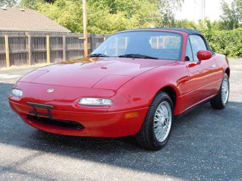 1995 Mazda MX-5 Miata for sale at Tonys Pre Owned Auto Sales in Kokomo IN
