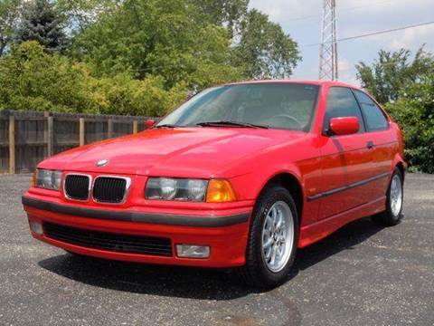 1997 BMW 3 Series for sale at Tonys Pre Owned Auto Sales in Kokomo IN