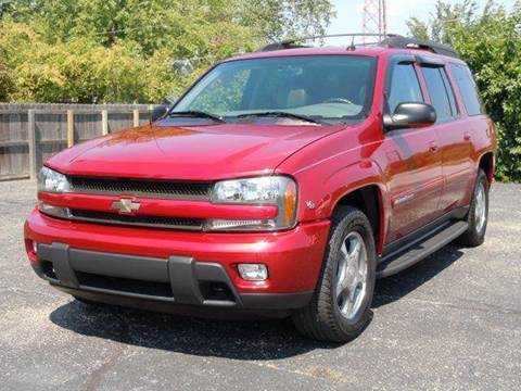 2004 Chevrolet TrailBlazer EXT for sale at Tonys Pre Owned Auto Sales in Kokomo IN
