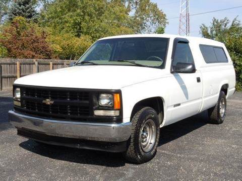 1998 Chevrolet C/K 1500 Series for sale at Tonys Pre Owned Auto Sales in Kokomo IN