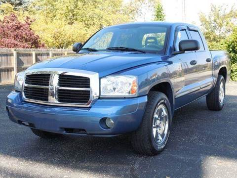 2005 Dodge Dakota for sale at Tonys Pre Owned Auto Sales in Kokomo IN