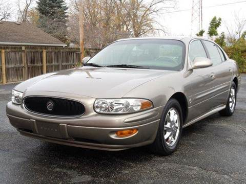 2003 Buick LeSabre for sale at Tonys Pre Owned Auto Sales in Kokomo IN