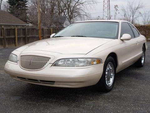 1998 Lincoln Mark VIII for sale at Tonys Pre Owned Auto Sales in Kokomo IN