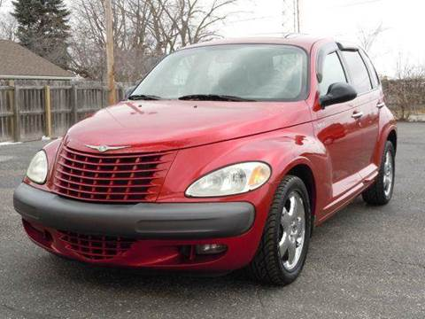 2002 Chrysler PT Cruiser for sale at Tonys Pre Owned Auto Sales in Kokomo IN
