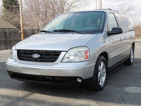 2004 Ford Freestar for sale at Tonys Pre Owned Auto Sales in Kokomo IN