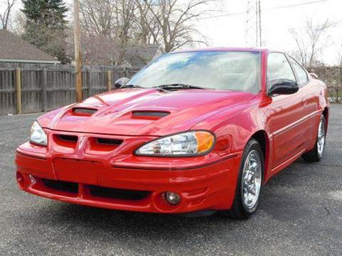 2004 Pontiac Grand Am for sale at Tonys Pre Owned Auto Sales in Kokomo IN