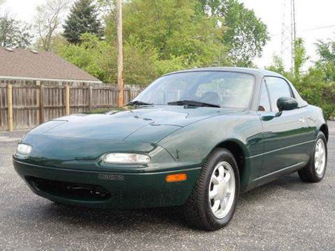 1991 Mazda MX-5 Miata for sale at Tonys Pre Owned Auto Sales in Kokomo IN