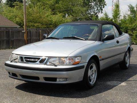 1999 Saab 9-3 for sale at Tonys Pre Owned Auto Sales in Kokomo IN