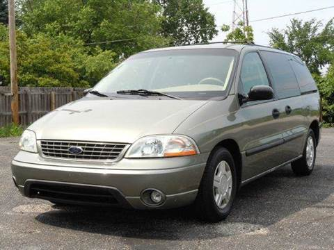 2003 Ford Windstar for sale at Tonys Pre Owned Auto Sales in Kokomo IN