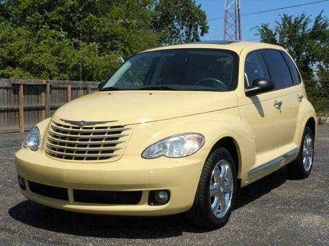 2007 Chrysler PT Cruiser for sale at Tonys Pre Owned Auto Sales in Kokomo IN