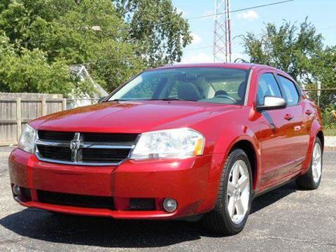 2008 Dodge Avenger for sale at Tonys Pre Owned Auto Sales in Kokomo IN