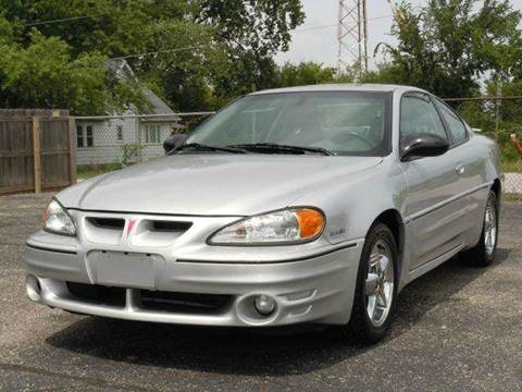 2003 Pontiac Grand Am for sale at Tonys Pre Owned Auto Sales in Kokomo IN