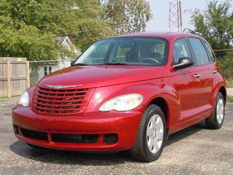 2008 Chrysler PT Cruiser for sale at Tonys Pre Owned Auto Sales in Kokomo IN