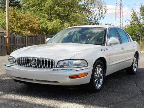 2004 Buick Park Avenue for sale at Tonys Pre Owned Auto Sales in Kokomo IN