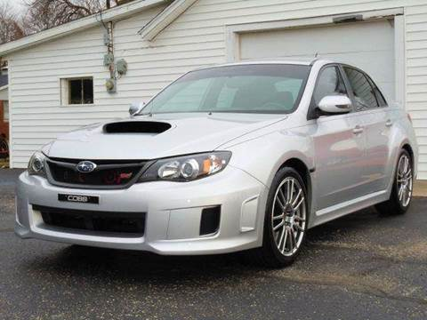 2011 Subaru Impreza for sale at Tonys Pre Owned Auto Sales in Kokomo IN