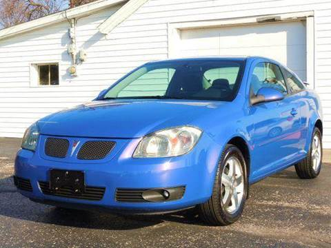 2008 Pontiac G5 for sale at Tonys Pre Owned Auto Sales in Kokomo IN