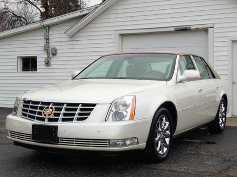 2008 Cadillac DTS for sale at Tonys Pre Owned Auto Sales in Kokomo IN