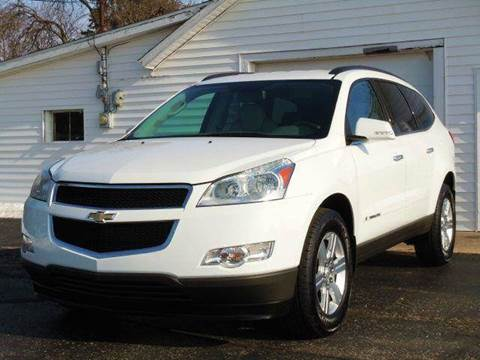 2009 Chevrolet Traverse for sale at Tonys Pre Owned Auto Sales in Kokomo IN