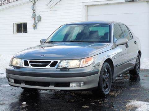 2001 Saab 9-5 for sale at Tonys Pre Owned Auto Sales in Kokomo IN