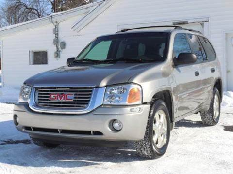 2002 GMC Envoy for sale at Tonys Pre Owned Auto Sales in Kokomo IN