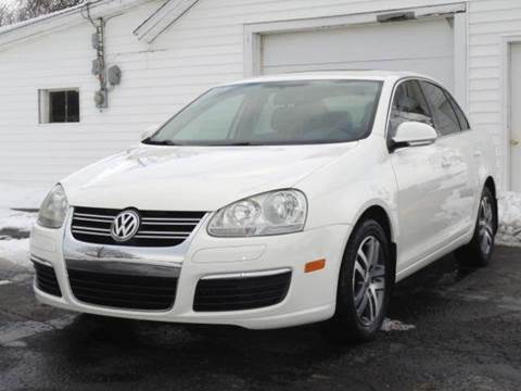 2006 Volkswagen Jetta for sale at Tonys Pre Owned Auto Sales in Kokomo IN
