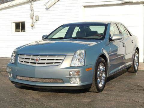 2007 Cadillac STS for sale at Tonys Pre Owned Auto Sales in Kokomo IN