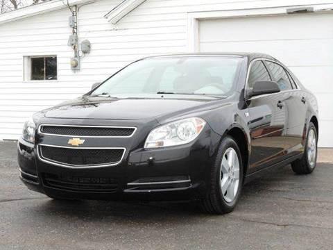 2008 Chevrolet Malibu for sale at Tonys Pre Owned Auto Sales in Kokomo IN
