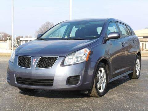2009 Pontiac Vibe for sale at Tonys Pre Owned Auto Sales in Kokomo IN