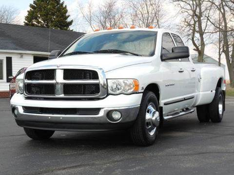 2005 Dodge Ram Pickup 3500 for sale at Tonys Pre Owned Auto Sales in Kokomo IN