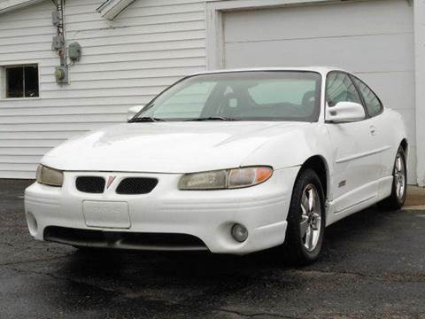 1998 Pontiac Grand Prix for sale at Tonys Pre Owned Auto Sales in Kokomo IN