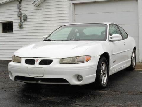 1998 Pontiac Grand Prix for sale at Tonys Pre Owned Auto Sales in Kokomo IN