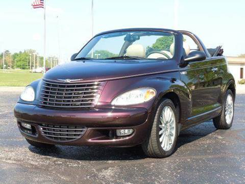 2005 Chrysler PT Cruiser for sale at Tonys Pre Owned Auto Sales in Kokomo IN