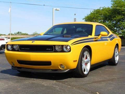 2010 Dodge Challenger for sale at Tonys Pre Owned Auto Sales in Kokomo IN