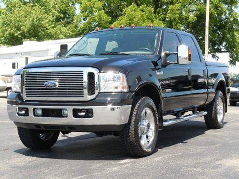 2006 Ford F-250 for sale at Tonys Pre Owned Auto Sales in Kokomo IN