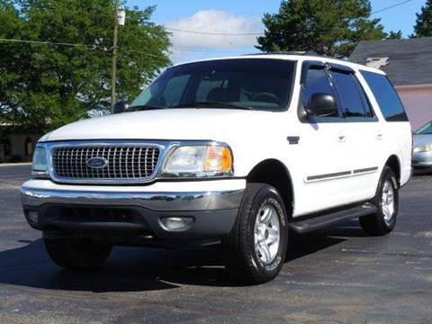1999 Ford Expedition for sale at Tonys Pre Owned Auto Sales in Kokomo IN