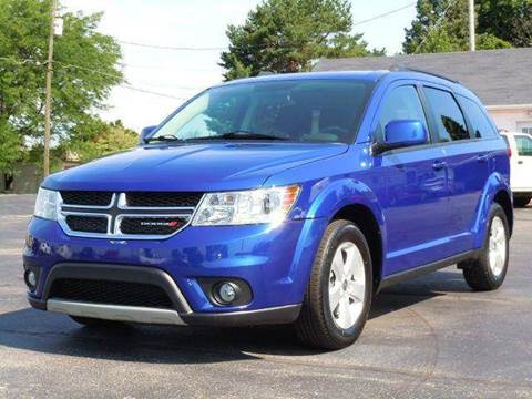 2012 Dodge Journey for sale at Tonys Pre Owned Auto Sales in Kokomo IN