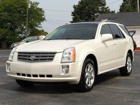2005 Cadillac SRX for sale at Tonys Pre Owned Auto Sales in Kokomo IN