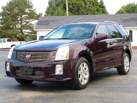 2008 Cadillac SRX for sale at Tonys Pre Owned Auto Sales in Kokomo IN